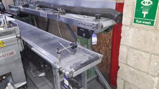 4 x Various Sitma Belt Conveyors