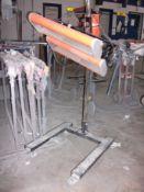 PowerTec, Infrared paint heater