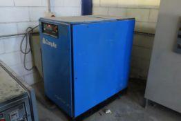 compare Broomwade Cyclone 218 Compressor, 1997, 7.5Bar, Serial number F164/1172, 415V