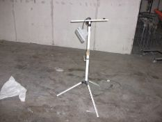 Trip pod stand and lamp