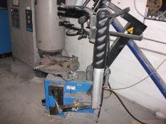 Hogmann Monty 2300 + EM Tyre changer, 230V, Serial Number 0307.6023118.63