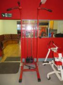 Unbranded Multifunction Cable Pulley Exercise Machine