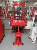 Panatta Sport Biceps Exercise Machine