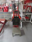 Unbranded Triceps/Shoulder Exercise Machine