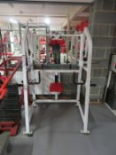 Hammer Strength Plate Loaded Exercise Machine