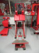 Panatta Sport Quad Exercise Machine