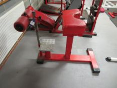 Gerva Sport Abs Exercise Bench