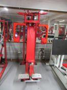 Panatta Sport Peck Deck Machine