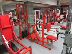 Unbranded Biceps/Triceps Exercise Machine
