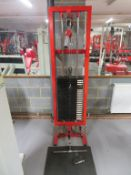 Unbranded Multifunction Cable Pulley Exercise Machine with attachments