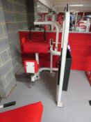 Life Fitness Triceps Exercise Machine