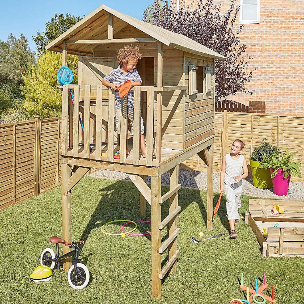 Brand New Wooden Garden Playhouses