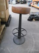 x2 Tannery Stools