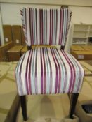 x2 Memphis Dining Chairs (Riga 43)