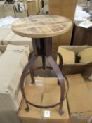 1x Ind High Stool 2