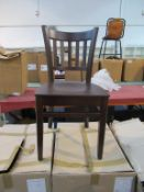 4 x Holt Side Chairs (Walnut)
