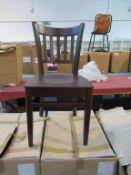 2 x Holt Side Chairs (Walnut)