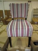 2x Memphis Dining Chairs (Riga 43)