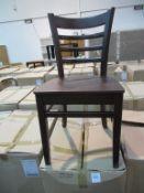 5x Dallas Side Chairs (Walnut)