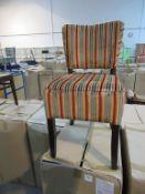 2x Memphis Dining Chairs (Gitana Grace Sugar)