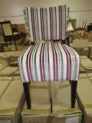 6x Memphis Dining Chairs (Riga 43)