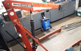 Clarke Strong Arm CHC150DN folding crane