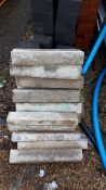 Approximately 20 x Pre cast concrete lintels (600mm length)