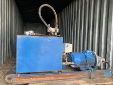 7.5kW Electric/Hydraulic Power Pack