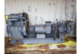 12Kva Marine Generator Lister Unused