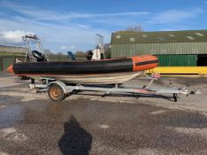 Avon SR5.4 Rib with Trailer