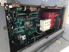 Volvo 240kVA Diesel Generator used