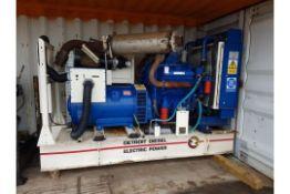 350KVA Generator GM Detroit Ex Standby