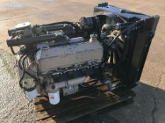 Cummins 8V504 Diesel Power pack Low hours