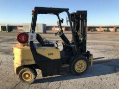 Daewoo G25E 2.5T Gas Forklift
