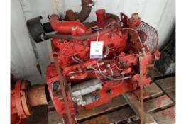 Iveco 8041T Diesel Engine Ex Standby