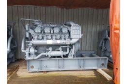 Dorman 8QTCW Diesel Engine Ex Standby