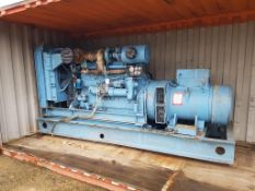 350KVA Generator Dorman Ex Standby