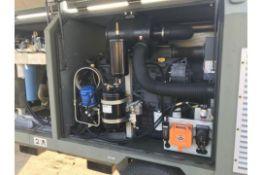 Deutz BF6M1013 Diesel Hydraulic Power Pack in Trailer, Ex standby