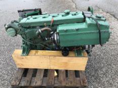 Volvo TMD40 165hp Marine Diesel Engine