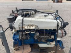Leyland 6TM 6Cyl Turbo 200Hp marine engine used