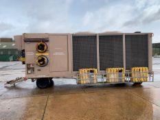 250kva at 1800rpm Generator Deutz BF6M1015 Ex Standby