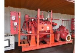 Iveco 8210SRI40 Diesel Fire Pump, Ex Standby