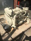 Cummins 6C 155hp Marine Diesel engine unused