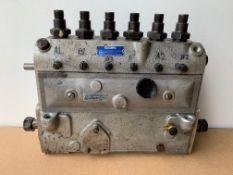 Qty 5 Paxman RPH /Cav 6cyl Injector pumps unused