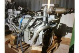 Isotta Fraschini L130GTS 748hp Marine Diesel engine Low hours
