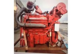 GM DETROIT 6V92T Diesel Engine Unused