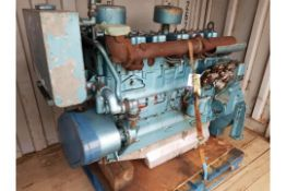 Dorman 6LE Diesel Engine Ex Standby