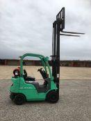 Mitsubishi FG15N 1.5T Gas Forklift