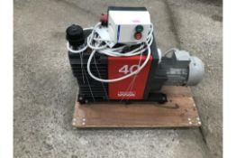 Vacuum pump Unused
