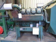 Fiat V8 Diesel water pump Ex standby